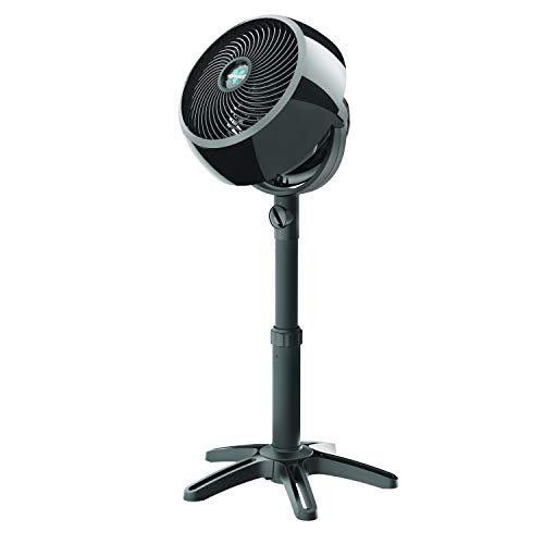 Vornado 7803 Large Pedestal Whole Room Air Circulator Fan with Adjustable Height, 3 Speed Settings, Removable Grill for… 1