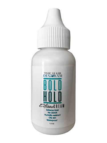 Bold Hold Extreme Cream Adhesive for Lace Wigs and Hair pieces | Lace Glue | Wig Glue