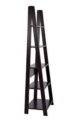 DeckUp-Reno-Ladder-Book-ShelfDisplay-Unit-Dark-Wenge-Mat