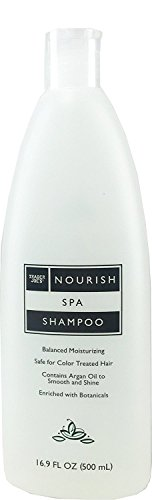 Trader Joes Nourish Spa Balanced Moisturizing Shampoo