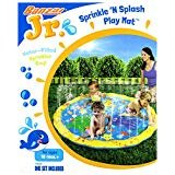 Banzai 54in-Diameter Sprinkle and Splash Play Mat