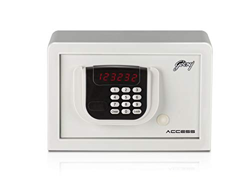Godrej-Security-Solutions-Access-SEEC9060-Electronic-Safe-8-Litre-Ivory