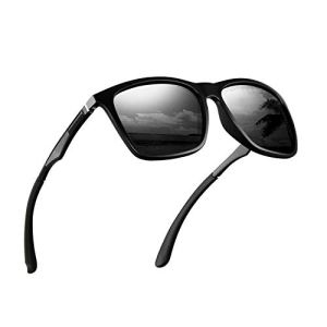 Polarized Sunglasses for Men Aluminum Mens Sunglasses Driving Rectangular Sun Glasses For Men/Women