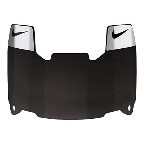 Nike Gridiron Eye Shield 2.0 with Decals, Black
