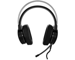Acer Predator Galea 300 Wired Gaming Headset (Over-The-Head/TrueHarmony 3D Soundscape/Bio-Cellulose Membrane Driver/Omnidirectional Mic/Black)