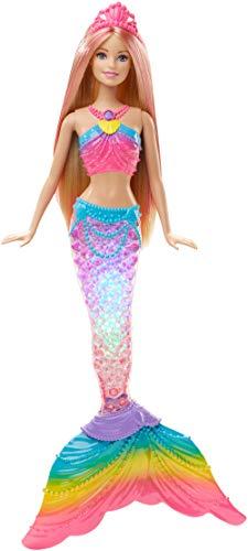 Barbie Dreamtopia Rainbow Lights Mermaid Doll - LOW PRICE!