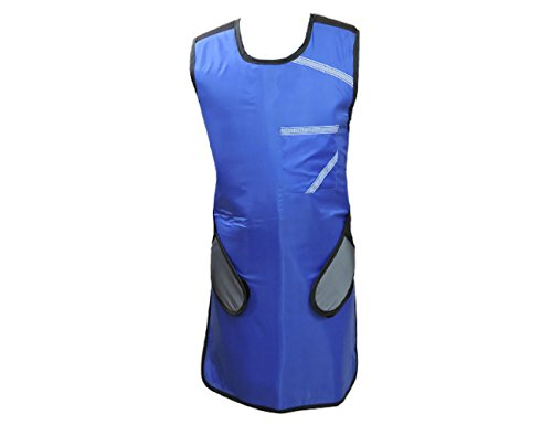 Lead Apron – 0.5mm Lead (pb) Equivalency Protection For Working with X-Ray Machine with ROBUST HANGER - HealthGoodsInTM