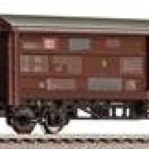 Fleischmann 533709 DBAG Hbis299 Sliding Wall Wagon Set (3) V 31w9F7P0f3L