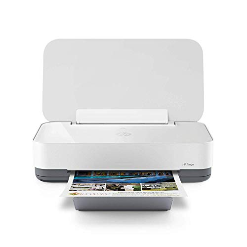 HP Tango Smart Home Printer – Designed for your Smartphone with Remote Wireless Printing,  works with Alexa, HP Instant Ink & Amazon Dash Replenishment ready (2RY54A)