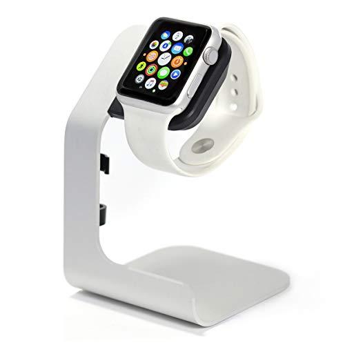 Apple Watch Stand-Tranesca Apple Watch charging stand for Series 4 / Series 3 / Series 2 / Series 1; 38mm/40mm/42mm/44mm Apple watch (Must have Apple watch Accessories)