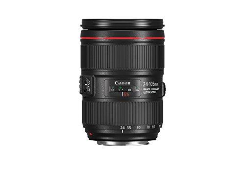 Canon ZOOM LENS EF24-105mm F4L IS II USM – White Box (New) (Bulk Packaging)