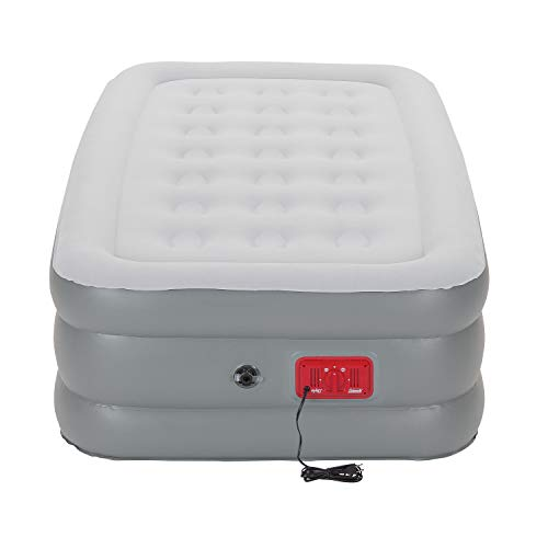 Coleman SupportRest Elite Double High Airbed, Twin