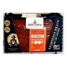 Sweet Earth Hickory and Sage Smoked Seitan Bacon, 5.5 Ounce -- 10 per case.