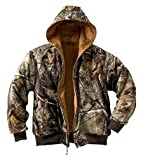 Walls Men's Hunting Hooded Reversible Insulated Jacket 2X