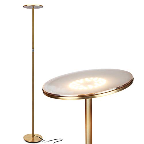 title | Bright Floor Lamp For Bedroom