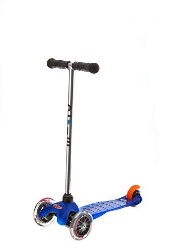 Micro Kickboard Micro Mini Kick Scooter, Blue, Ages 2-5