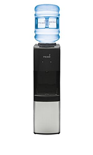 Primo 601087 Stainless Steel 1 Spout Top Load Hot, Cold and Cool Water Cooler Dispenser