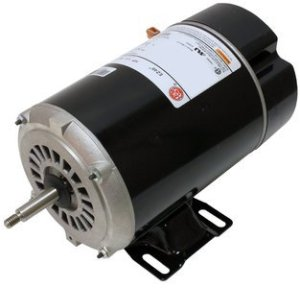 Fan motors the home depot of electrical supply 1 hp 34501725 rpm 48y frame 115v 2 speed pool spa electric motor us electric motor ezbn37 publicscrutiny Images