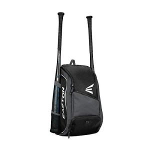 EASTON GAME READY Bat & Equipment Backpack Bag | Baseball Softball | 2019 | 2 Bat Pockets or for Water Bottles | Vented Main Compartment | Vented Shoe Pocket | Zippered Valuable Pocket | Fence Hook 9 Fashion Online Shop 🆓 Gifts for her Gifts for him womens full figure