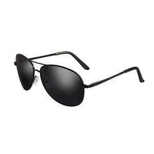bebb55828d VEITHDIA® VA103 Adjustable HD Polarized Classic Aviator Sunglasses 100% UV  protection - Roncolife
