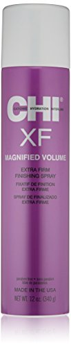 31ymIHZMATL 12 ounce hair spray It is recommended for casual wear Magnified Volume Extra Firm Finishing Spray was launched by the design house of CHI