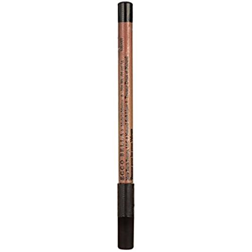 Ecco Bella Natural Soft Eyeliner Pencil for Beautiful, Flawless Liner - Eyeliner for Sensitive Eyes - Velvet - .04 oz.