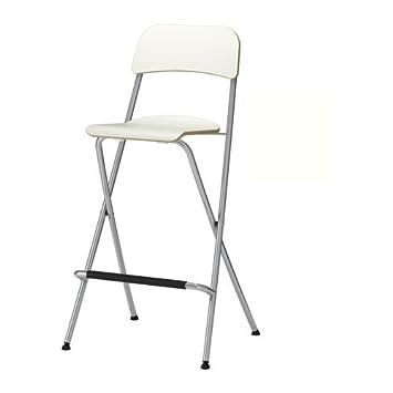 Ikea Franklin Comptoir Pliant Tabouret De Bar Chaise Hauteur