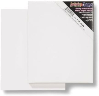 Darice Cotton Stretched Canvas