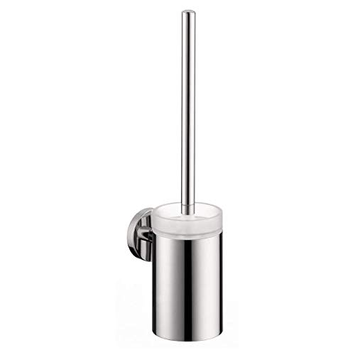 Hansgrohe Accessories Toilet Brush with Holder