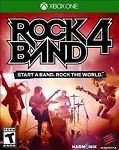 Rock Band 4 GAME ONLY (Original Version)