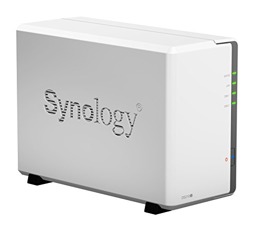 31zcd%2BcXjrL - Synology DS218j 2 Bay Desktop NAS Enclosure