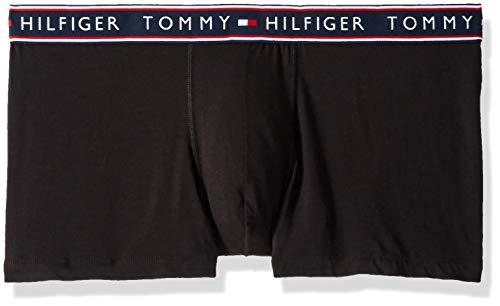Tommy Hilfiger Men's Cotton Stretch Essentials Trunk (Kiwi, Medium)