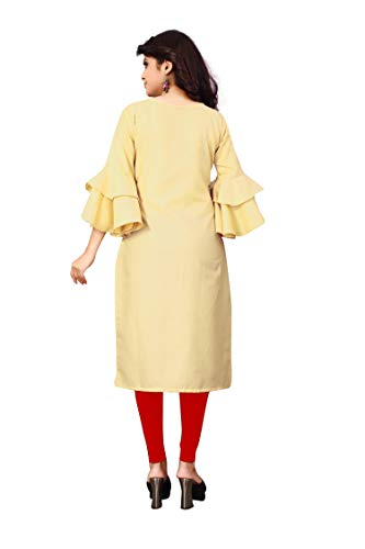 Leriya Fashion Women's Cotton Kurta TODAY OFFER ON AMAZON