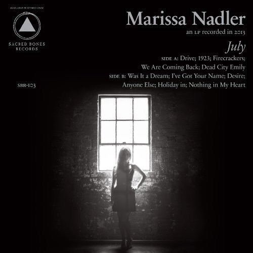July by Marissa Nadler : Marissa Nadler: Amazon.fr: Musique