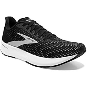 Brooks Hyperion Tempo Black/Silver/White 10.5 B (M)