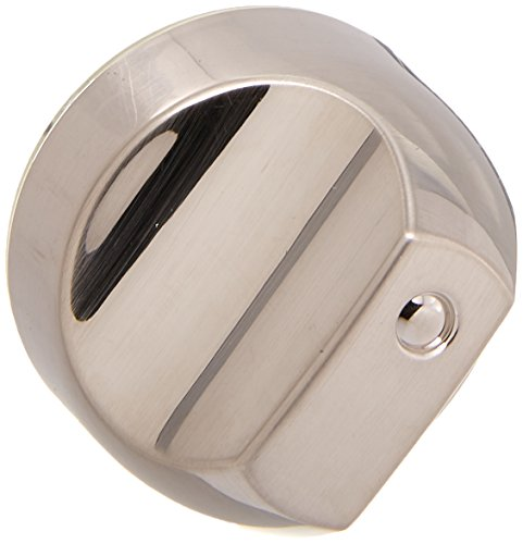 GE APPLIANCE PARTS WB03X25889 GE Appliance Knob Asm (Ch), Chrome
