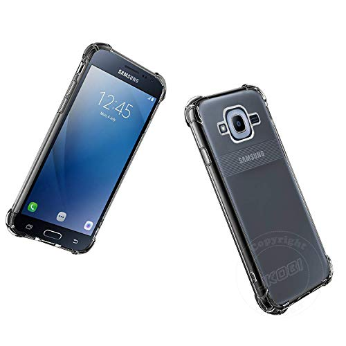 Jkobi Silicone Back Case for Samsung Galaxy J2 Pro -Transparent 6