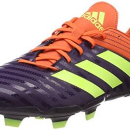 adidas Malice FG Rugby Boots, Black