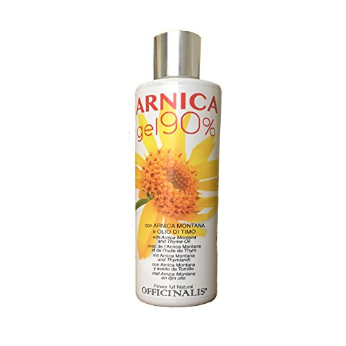 Officinalis Arnica 90% Gel Contro Distorsioni Antinfiammatorio Slogature Articolazioni – 250ml