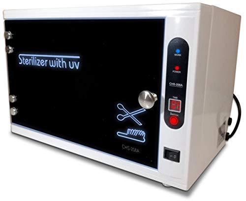 JJ-CARE-UV-Sterilizer-for-Salon-UV-Light-Sanitizer-Box-UV-Sterilizer-Machine-with-Stainless-Tray-for-Spa-and-Beauty-Tools-Salon-Tool-Tabletop-Sterilizer-Cabinet