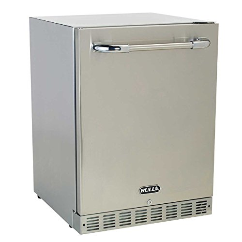 Bull 24-inch 5.6 Cu. Ft. Premium Outdoor Rated Compact Refrigerator Series Ii - 13700