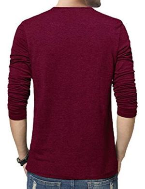 EYEBOGLER Men's Regular Fit T-Shirt