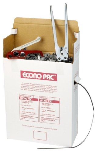 PAC Strapping EP48HD Plastic Heavy Duty Strapping Kit