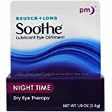White Petrolatum & Mineral Oil Lubricant Ophthalmic Ointment (3.5 g)