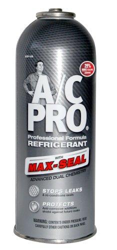 Interdynamics A/C Pro ACP-105 Refrigerant with Max-Seal (12 Ounces)