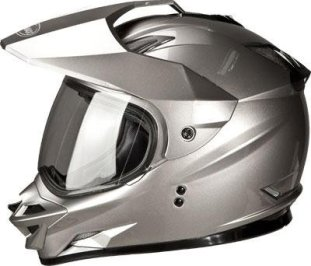 Gmax G5110473 GM11D Dual Sports Helmet