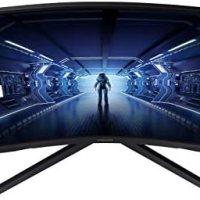 "Samsung Odyssey G5 LC27G55TQWMXUF 27"" 2K 144Hz 1ms FreeSync HDR Curved VA Oyuncu Monitör 19"