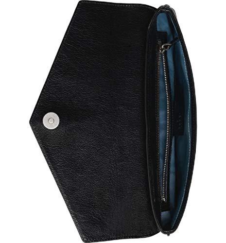 Gucci-Black-Broadway-Animalier-GG-Archive-Leather-Envelope-Clutch-Handbag-Bag-525008