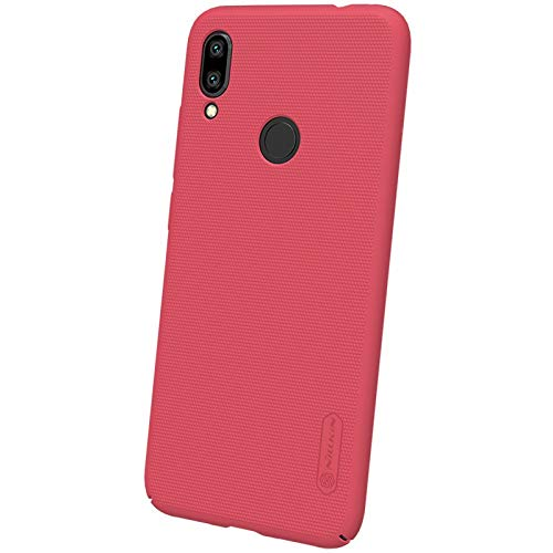 Nillkin Case for Xiaomi Redmi Note 7 Super Frosted Hard Back Cover Hard PC Red Color 1