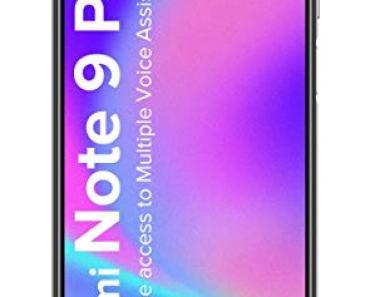 Redmi Note 9 Pro (Glacier White, 4GB RAM, 64GB Storage) – Latest 8nm Snapdragon 720G & Alexa Hands-Free